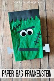 Halloween Craft Kids - 17 frankenstein crafts kids can make recipes too tip junkie