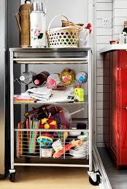 smart ideas for kitchen storage