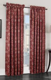 Multi Colored Curtains Drapes Solar Drapery Panel Brick Lichtenberg View All Curtains
