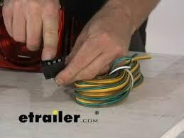 optronics standard trailer light kit review etrailer com youtube