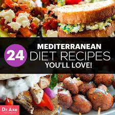 24 mediterranean diet recipes dr axe