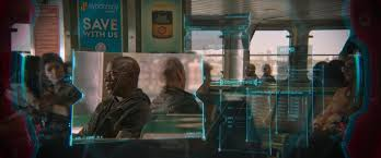 synchrony bank advertising in spider man homecoming 2017 movie