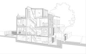 gallery of little house big city office of architecture 34