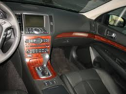 infiniti g37 interior anyone has a black dash with wood trim page 2 g35driver