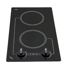 Best Rated Electric Cooktop Amazon Com Kenyon B41601 6 1 2 Inch Caribbean 2 Burner Cooktop