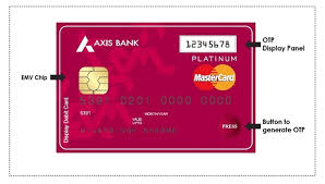 debit card for axis bank launches display debit card for nre customers lets