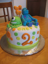monsters inc birthday cake sweet cakes dc monsters inc birthday cake