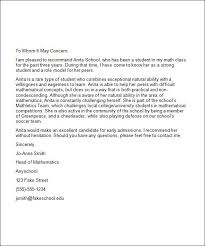 letter of recommendation for a friend template 100 images