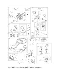 briggs and stratton intek 21 hp engine manual ich will aber