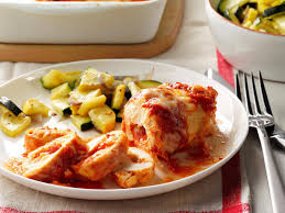 pizza chicken roll ups recipe taste of home