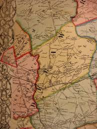 Springfield Map Welcome To Delaware County Pa History
