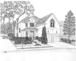 house pencil drawing 30 wonderful and amazing pencil drawings