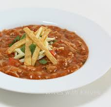 ina u0027s mexican chicken tortilla soup wives with knives