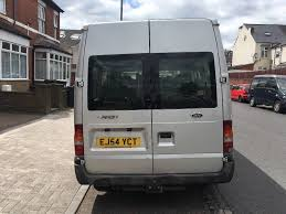 2005 54 ford transit 2 0 diesel 12 seater mini bus 12 seater in