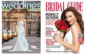 wedding magazines top wedding magazines for 2014 topweddingsites