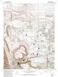 Conifer Colorado Map by Golden Topographic Map Co Usgs Topo Quad 39105g2
