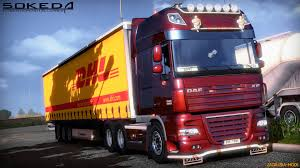 Daf Xf Super Space Cab Interior Daf Xf Super Space Cab Weeda Download Game Mods Ets 2 Ats