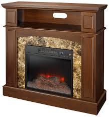 essential home caldwell electric fireplace shop your way online