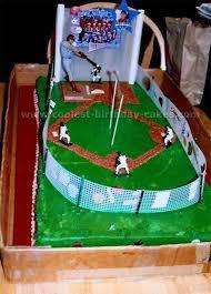 20 best baseball cakes images on pinterest baseball cakes