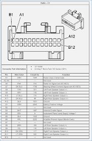 2006 chevy cobalt radio wiring diagram anonymer info