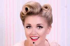 vintage hair transatlantic 175 how to get a vintage hair and make up look at