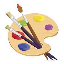 color palette clip art vector images u0026 illustrations istock