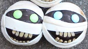 Halloween Mummy Cakes Hotel Transylvania Cupcakes Murray The Mummy Composimold Youtube