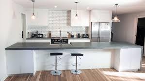 kitchen furniture melbourne island kitchen bench island concrete kitchen benchtops concrete