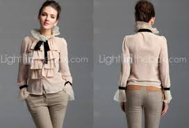 ruffled blouse trendy ruffled blouses for they are on sale by stores