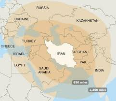 middle east map with country name media mapping of iran s missile range middle east strategy at harvard