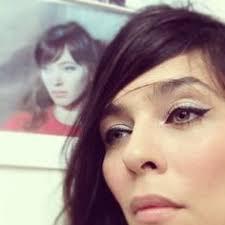 modern muse anna karina perfect winged eyelinerfrench makeuppink