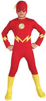 halloween costumes for nine year olds amazon com justice league the flash child u0027s costume small toys