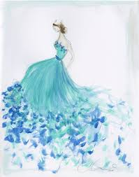 147 best dress drawings sketches images on pinterest drawings