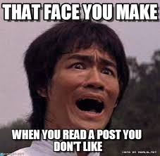 Bruce Lee Meme - that face you make bruce lee meme on memegen