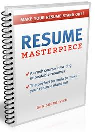 how to write a resume correctly how to make a resume u2014 job