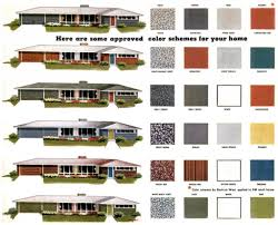 new home exterior color schemes starling at fish hawk ranch new