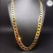 necklace gold men images 14k solid gold mens chain ebay jpg