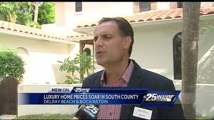 Delray Beach Luxury Homes by Luxury Home Prices Soar In Delray Beach And Boca Raton Youtube