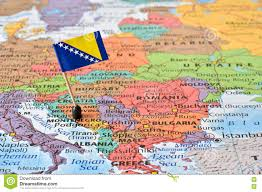 Map Of Balkans Balkan Map Royalty Free Stock Image Image 10479546