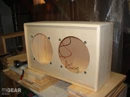 building a guitar cabinet homemade guitar speaker cabinet www cintronbeveragegroup com