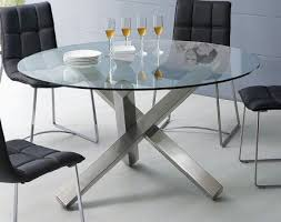 Round Glass Table And Chairs Best 25 Glass Dining Table Set Ideas On Pinterest Glass Dining