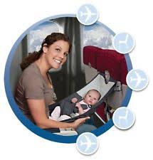 Travel Comfort Items Infant Airplane Seat Baby Comfort Air Plane Travel System Gear