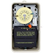 Outdoor Digital Timer Electrical Timers by Tamper Resistant Timers Dimmers Switches U0026 Outlets The Home