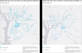 Washington Dc Ward Map by Driving Impact In Wards 7 And 8 Uber Blog