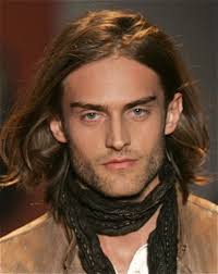medium long hairstyle for guys images about hairstyles men on