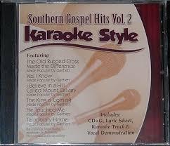 cottage tapes christian accompaniment tracks