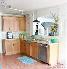 Kitchen Cabinet Update by Best 25 Updating Oak Cabinets Ideas On Pinterest Painting Oak