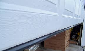 Overhead Door Installation by Garage Appealing Garage Door Bottom Seal Ideas Weatherstripping