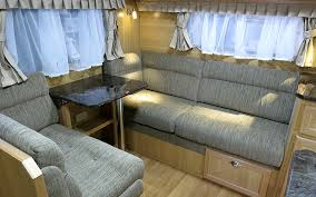 Interior Boat Cushion Fabric Mobile Homes Caravans And Boats Trade Mark Upholstery