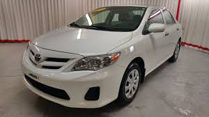 used 2013 toyota corolla ce automatique in saint hyacinthe used